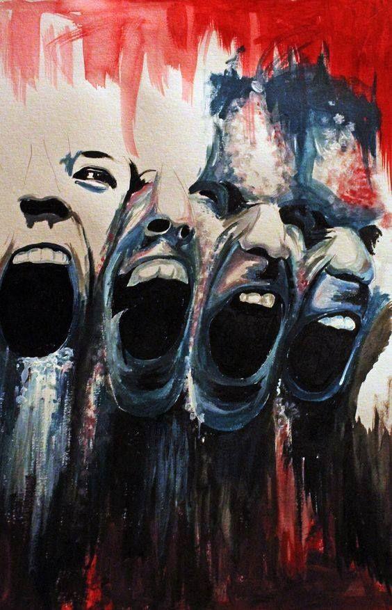 four rage